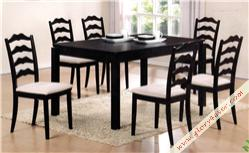 ZILIO DINING SET 1+6